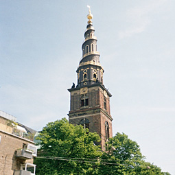 Vor Frelsers Kirke - Church of Our Savior