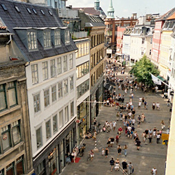 Old Copenahagen and Strøget