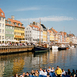 Nyhavn - New Harbor